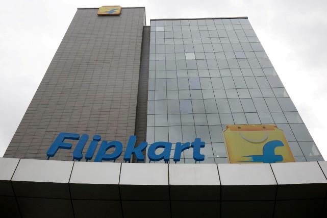 Le siège social de Flipkart à Bangalore, en... (REUTERS)