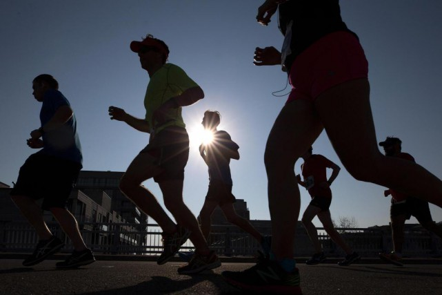 Le Marathon international de Montréal deviendra un festival... (Photo Robert Skinner, Archives La Presse)