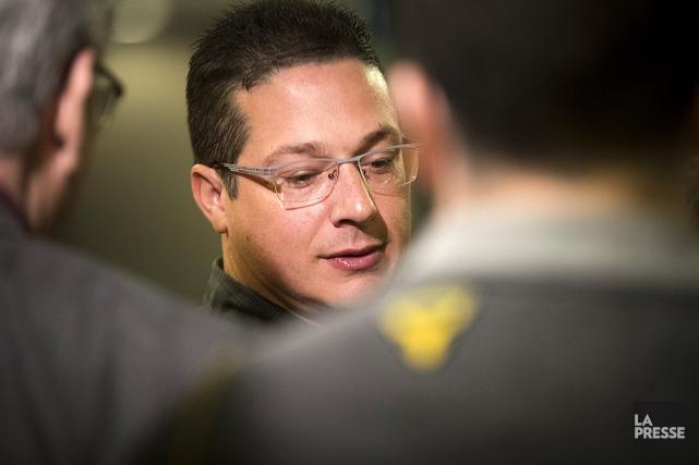 Au terme de son procès, Éric Deslauriers a... (Ivanoh Demers, La Presse)