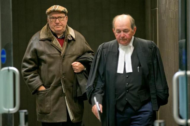 L'ancien grand argentier du parti Union Montréal, Bernard... (PHOTO DAVID BOILY, Archives LA PRESSE)