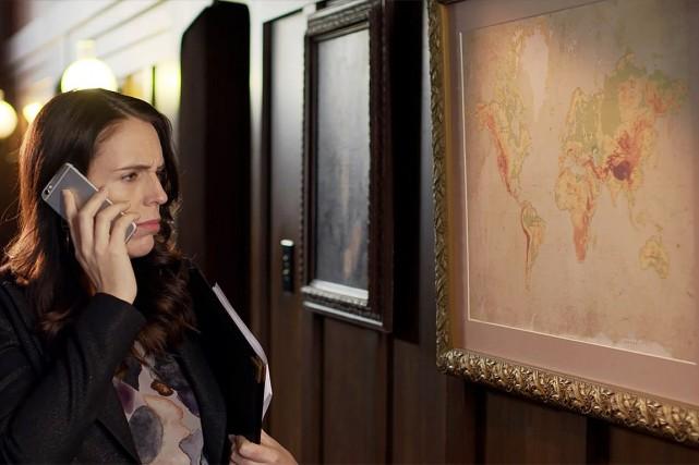 La première ministre de Nouvelle-Zélande, Jacinda Ardern, participe...