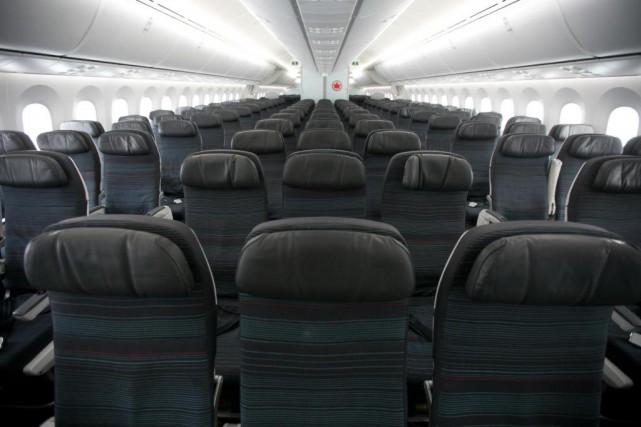 «Les transporteurs aériens ne manquent pas d'imagination quand... (Photo François Roy, archives La Presse)