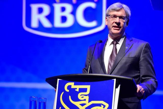 Le PDG de la Banque Royale, Dave McKay,... (photo frank gunn, archives la presse canadienne)
