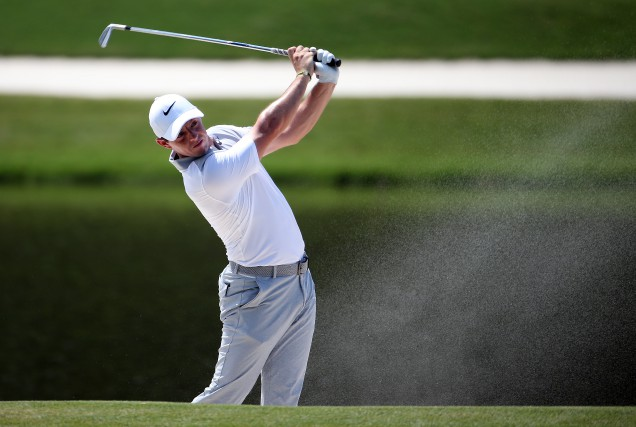Rory McIlroy sur le parcours du TPC Sawgrass,... (Photo Peter Casey, archives USA Today Sports)