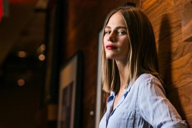 L'animatrice Maripier Morin sera l'une des actrices principales... (Photo Hugo-Sébastien Aubert, La Presse)