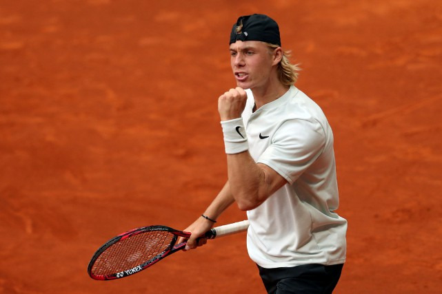 Denis Shapovalov... (Photo Susana Vera, Reuters)