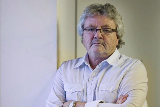 Pendant sa carrière, Kevin Tierney a notamment contribué... (PHOTO Graham Hughes, ARCHIVES LA PRESSE CANADIENNE)