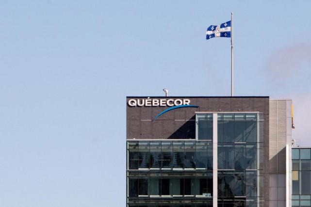 Mardi dernier, Québecor a racheté le dernier bloc... (Photo Robert Skinner, Archives La Presse)