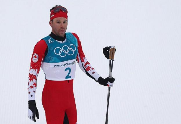 Alex Harvey... (PhotoVaughn Ridley, Comité olympique canadien/La Presse canadienne)