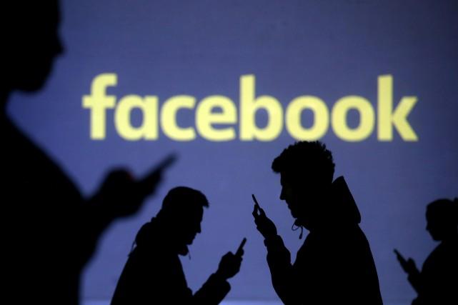 Facebookdit avoir retiré 2,5 millions de publications contenant... (REUTERS)