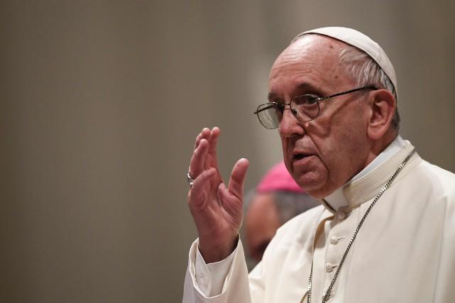 Le pape a convoqué à Rome les responsables... (Photo Filippo Monteforte, Agence France-Presse)