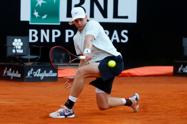 Cette victoire contre Tomas Berdych propulsera Denis Shapovalov... (Photo Tony Gentile, Reuters)