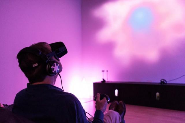 VR: RV Montréal-Berlin permet la rencontre de 25... (Photo fournie par Vivien Gaumand)