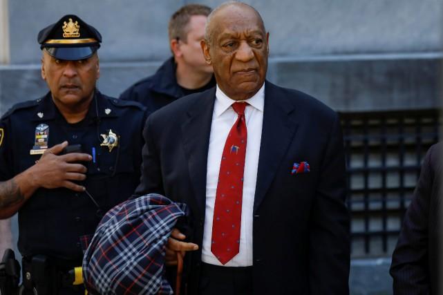 Bill Cosby a été reconnu coupable de trois... (PHOTO ARCHIVES REUTERS)