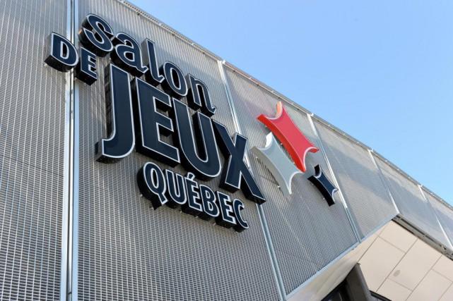 Le Salon de jeux de Québec est situéau... (Photo Patrice Laroche, archives le soleil)