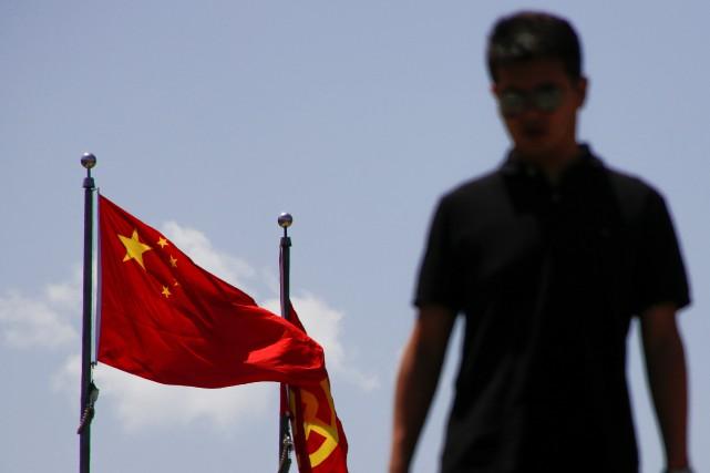 La Chine compte officiellement 708 millions d'hommes. D'après... (REUTERS)