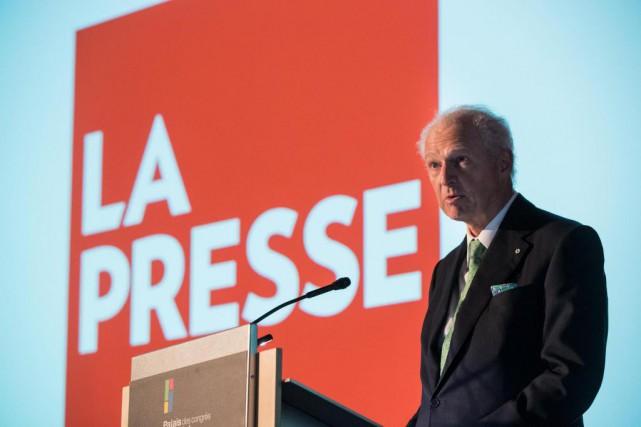 André Desmaraisa annoncé la semaine dernière que Power... (Photo Hugo-Sébastien Aubert, Archives La Presse)