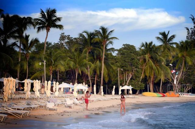 La Romana, en République dominicaine... (Photo Bernard Brault, Archives La Presse)