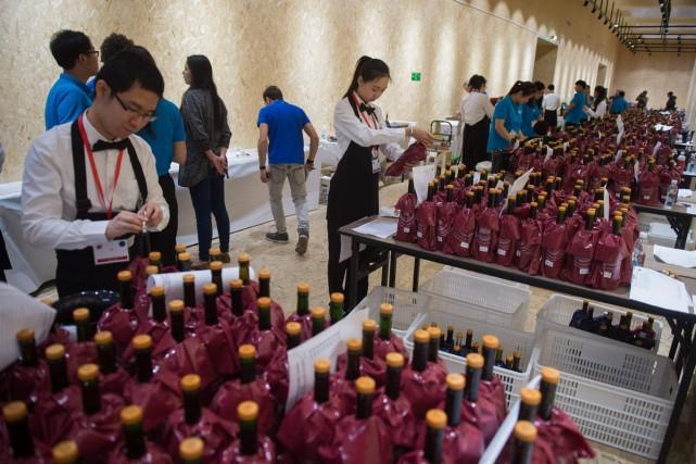 Un prestigieux concours international de dégustation vient de... (Photo AFP)