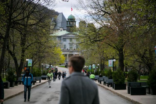 L'Union étudiante du Québec «s'insurge» contre la déréglementation... (Photo Martin Tremblay, Archives La Presse)