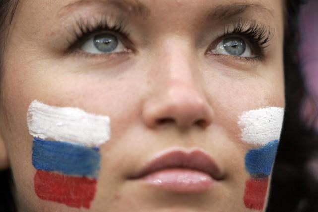 Séduire des femmes russes pour les nuls: la Fédération argentine de football... (Photo Ariel Schalit, archives AP)