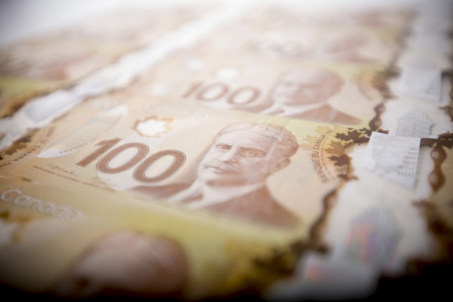 En dollars constants de 2015, la différence entre... (La Presse Bloomberg)