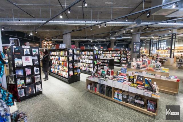 La librairie de Verdun... (PHOTO OLIVIER PONTBRIAND, Archives LA PRESSE)