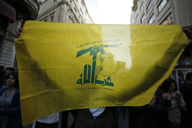 Le «Parti de Dieu», fidèle allié de l'Iran... (Photo Emrah Gurel, Associated Press)