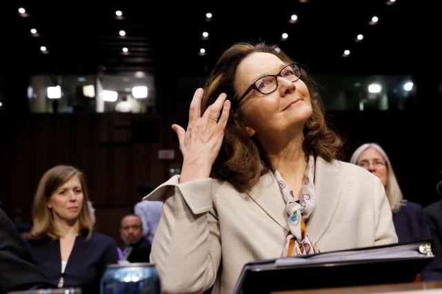 Gina Haspelavait notamment créé la polémique pour avoir... (PHOTO REUTERS)