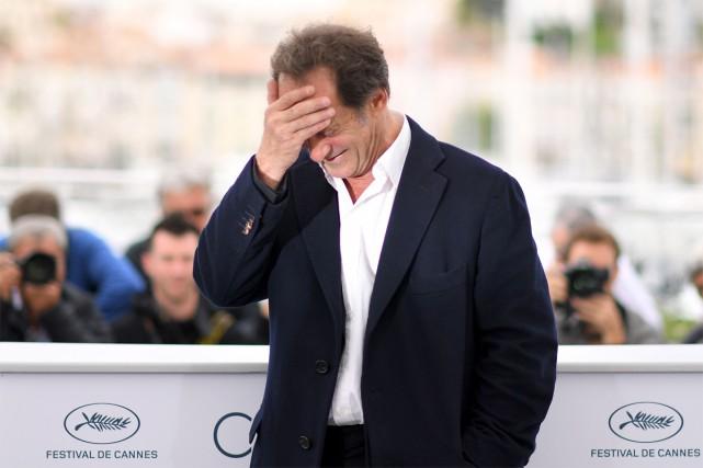 L'acteur français Vincent Lindon lors d'une séance photo... (Photo Loïc Venance, Agence France-Presse)