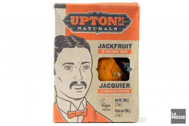 Le jacquier, oujackfruiten anglais, est le fruit d'un... (Photo Bernard Brault, La Presse)