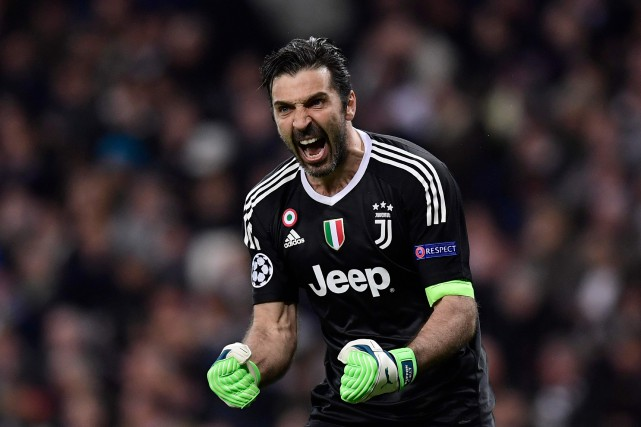 Gianluigi Buffon... (Photo Javier Soriano, AFP)