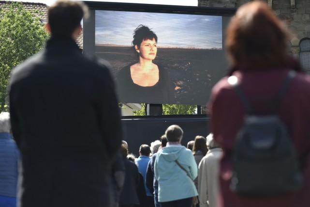 Des célébrités belges et de la chanson française... (Photo AFP)