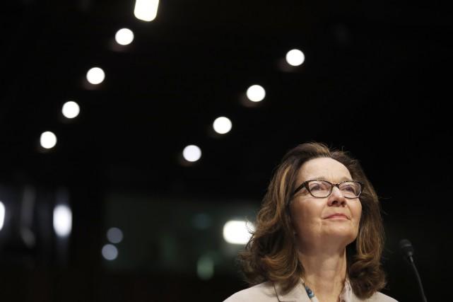 La candidature de Gina Haspel avait créé la... (PHOTO AP)
