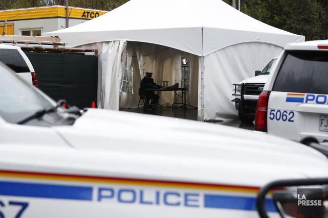 La Gendarmerie royale du Canada a intercepté 7300... (PHOTO Martin Chamberland, ARCHIVES LA PRESSE)