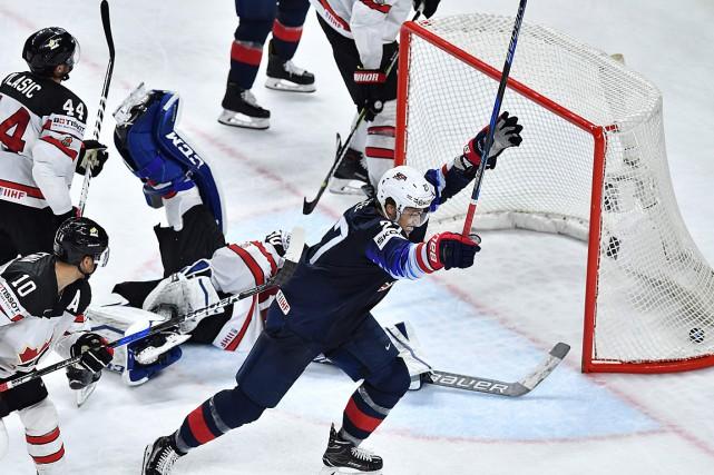 Le Canada termine au 4erang au Mondial de hockey