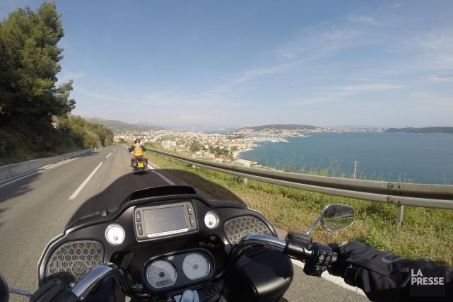 Harley-Davidson n'aborde plus ses relations avec les journalistes... (Photo Bertrand Gahel, pour La Presse)