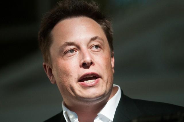 Elon Musk a implicitement menacé ses travailleurs d'usine... (La Presse Bloomberg)