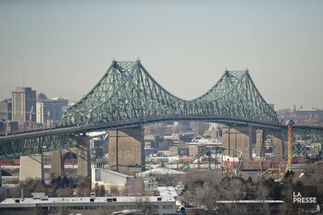 Travaux routiers: trois ponts de la Rive-Sud affectés en même temps