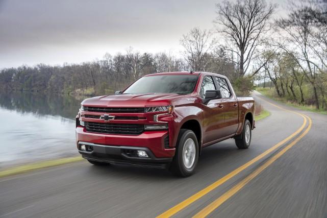 General Motors espère, par le fait même, diminuer... (PHOTO FOURNIE PAR LE CONSTRUCTEUR)