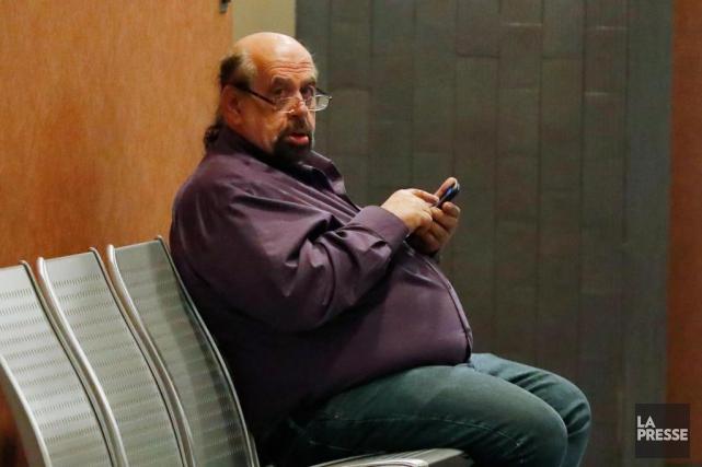 Jean-Pierre Huota été reconnu coupable par un jury... (PHOTO MARTIN CHAMBERLAND, ARCHIVES LA PRESSE)