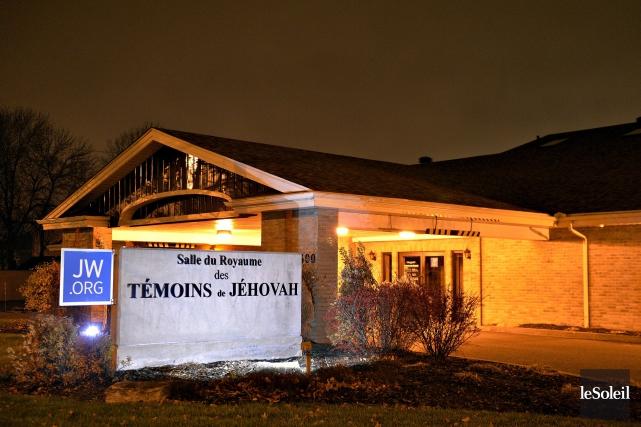 Une Salle du Royaume des Témoins de Jéhovah.... (Photo Pascal Ratthé, archives Le Soleil)