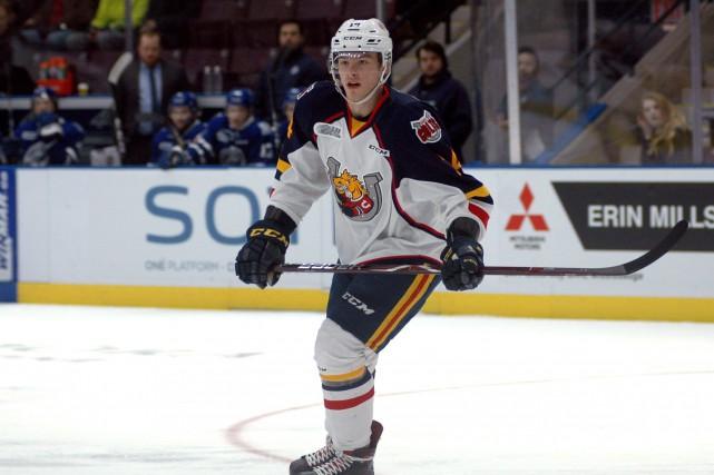 Andrei Svechnikov est considéré comme le meilleur attaquant... (Photo Dhiren Mahiban, archives La Presse canadienne)