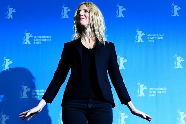 Sandrine Kiberlain présidera le 44e festival du cinéma américain de Deauville... (Photo archives AFP)