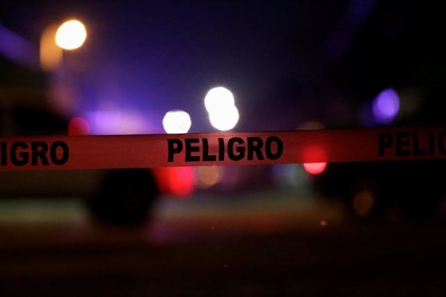 Des cartels de drogue comme Jalisco Nouvelle Génération,... (PHOTO ARCHIVES REUTERS)