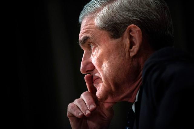 Le procureur spécialRobert Mueller.... (ARCHIVES AFP)