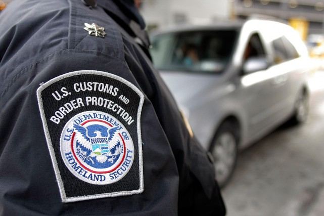 Un douanier a découvert 47kg de marijuana cachés... (PHOTO BILL PUGLIANO, ARCHIVES GETTY IMAGES/AFP)