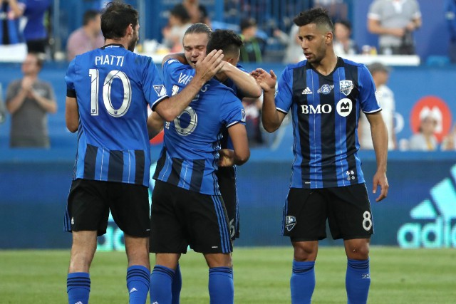 L'Impact (4-10-0) a mis fin à une série... (Photo Jean-Yves Ahern, USA TODAY Sports)