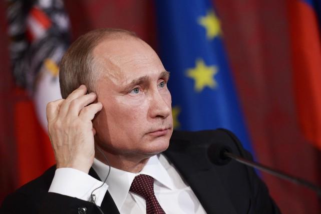 «Nous ne poursuivons pas l'objectif de diviser quoi... (Photo Alexei Nikolsky, Associated Press)