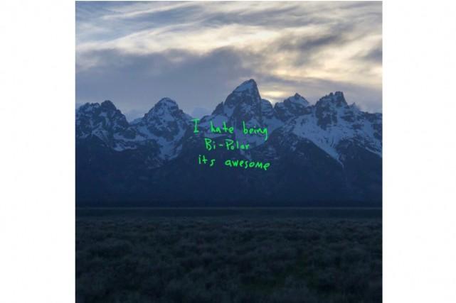 Ye,Kanye West... (Image fournie par GOOD/Def Jam)